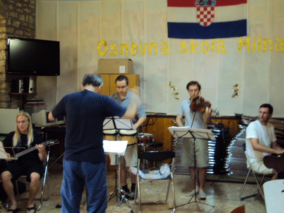 Spiros Deligiannopoulos in Croatia
