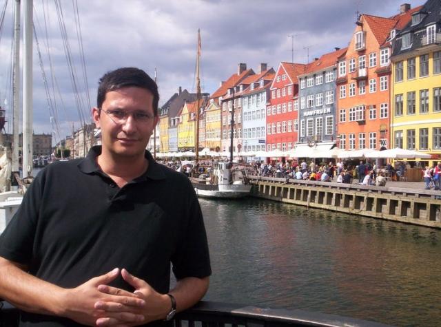 Spiros Deligiannopoulos Copenhagen