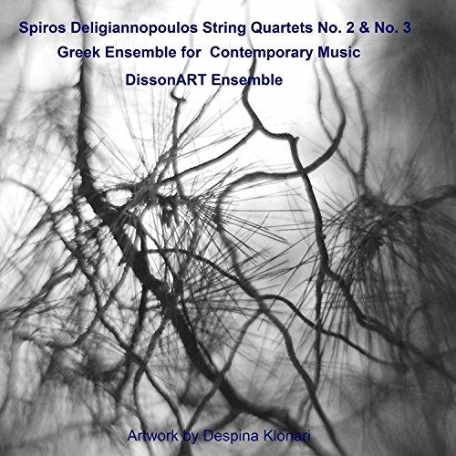 Spiros Deligiannopoulos: The String Quartets