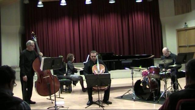 Σπύρος Δεληγιαννόπουλος: Οι ContraVento CrossOvers ερμηνεύουν τη μουσική μου στο Παλλάς της Θεσσαλονίκης